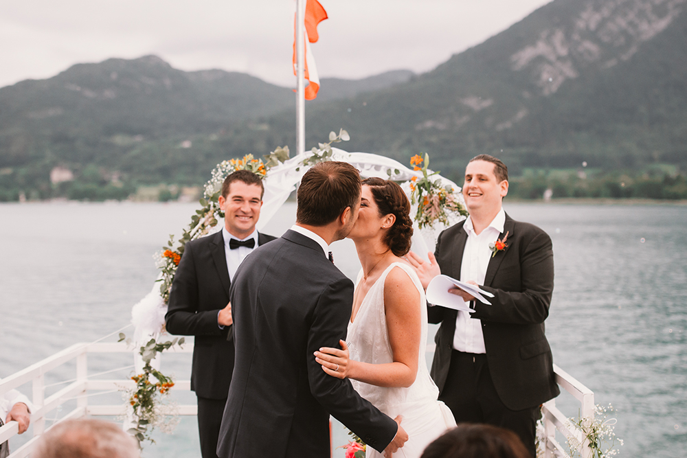 wedding lake annecy