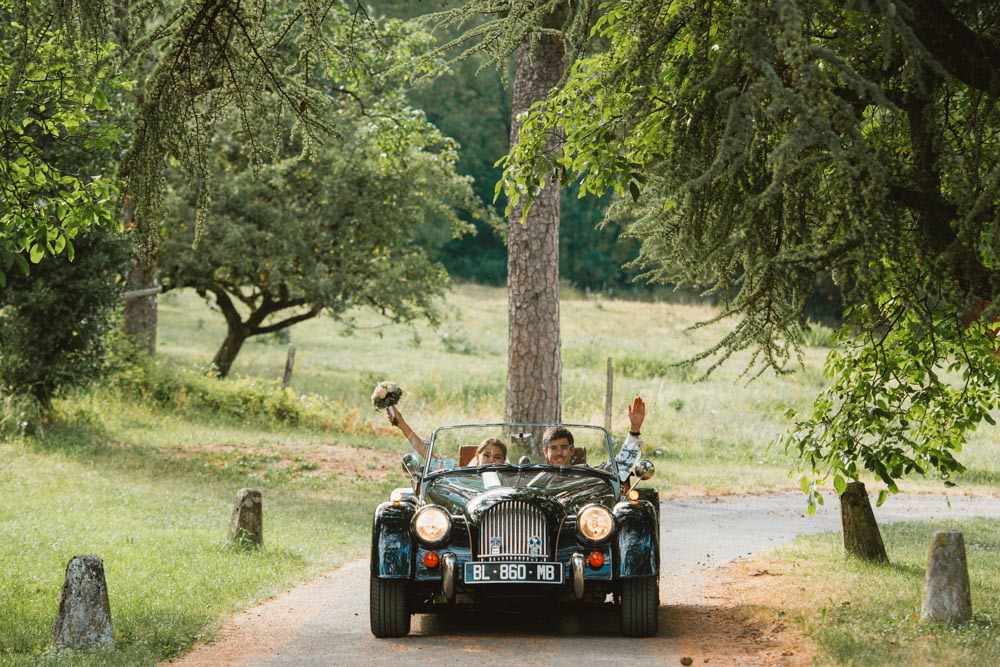 location voiture mariage annecy