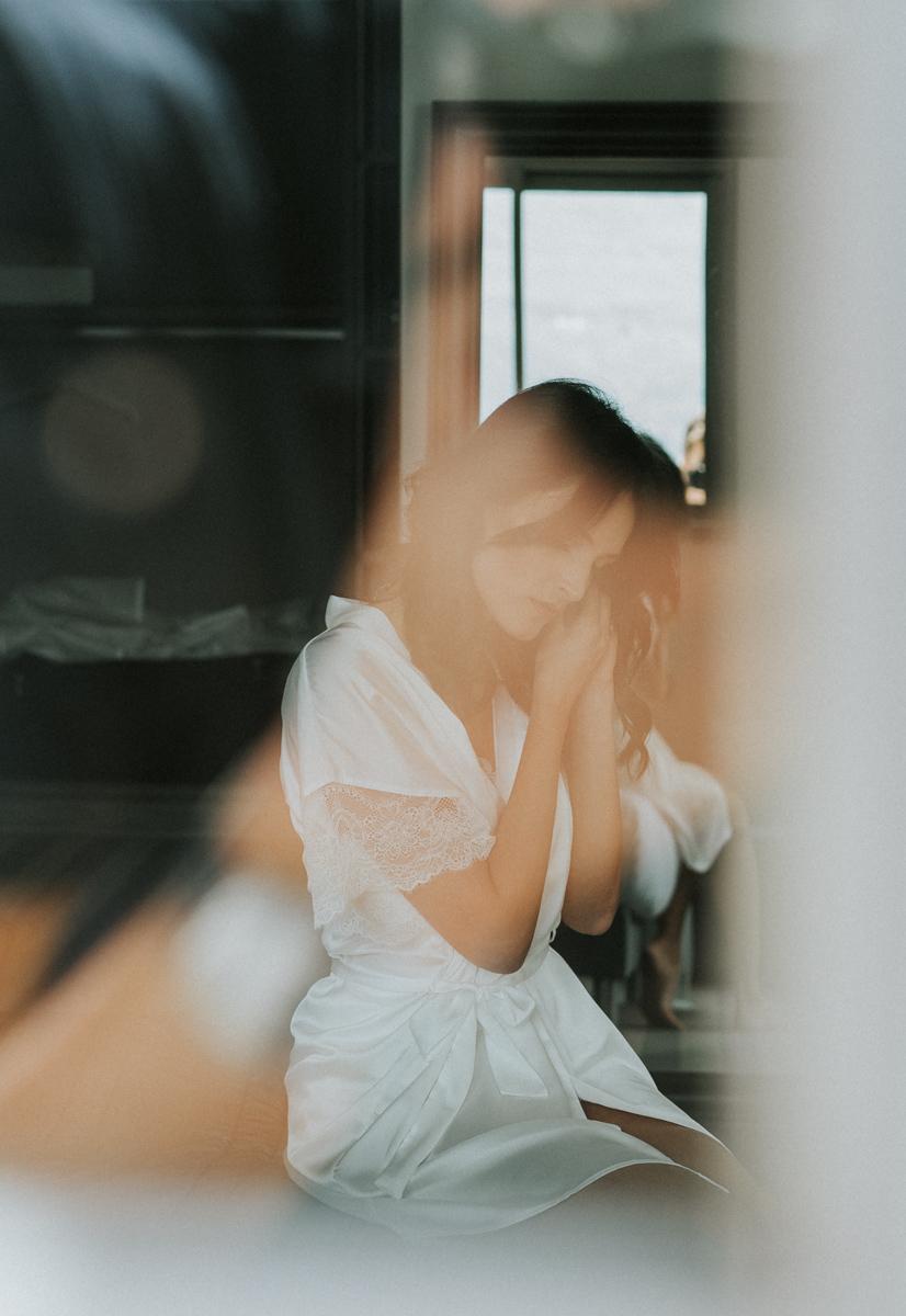 préparation mariée aix les bains coiffure