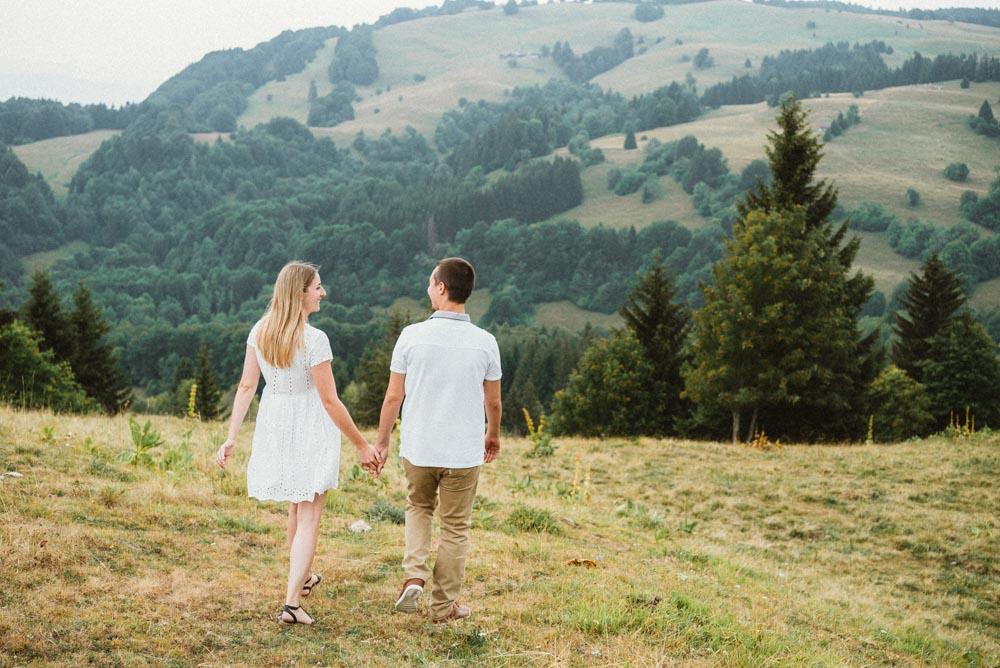 couple mariage les bauges