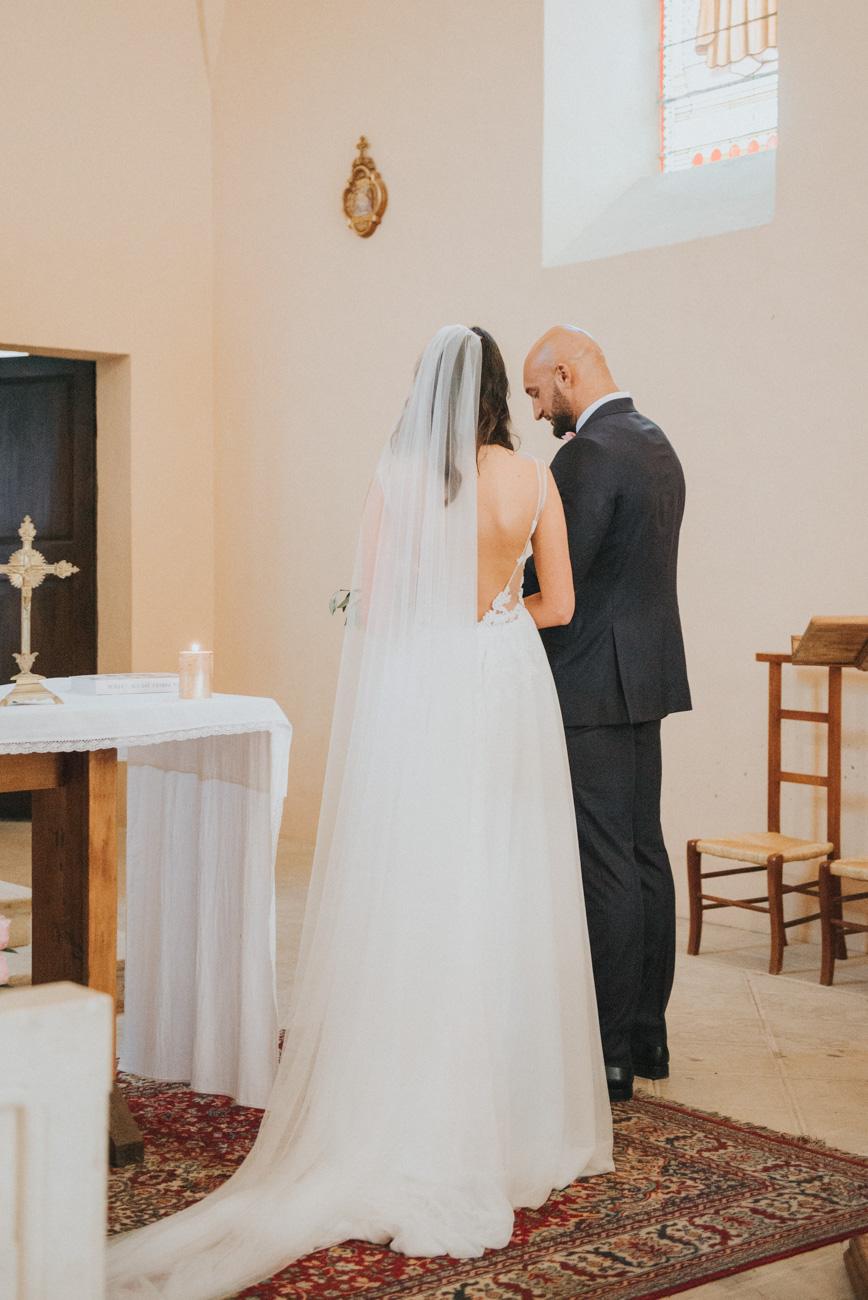 mariage chapelle du mont du chat