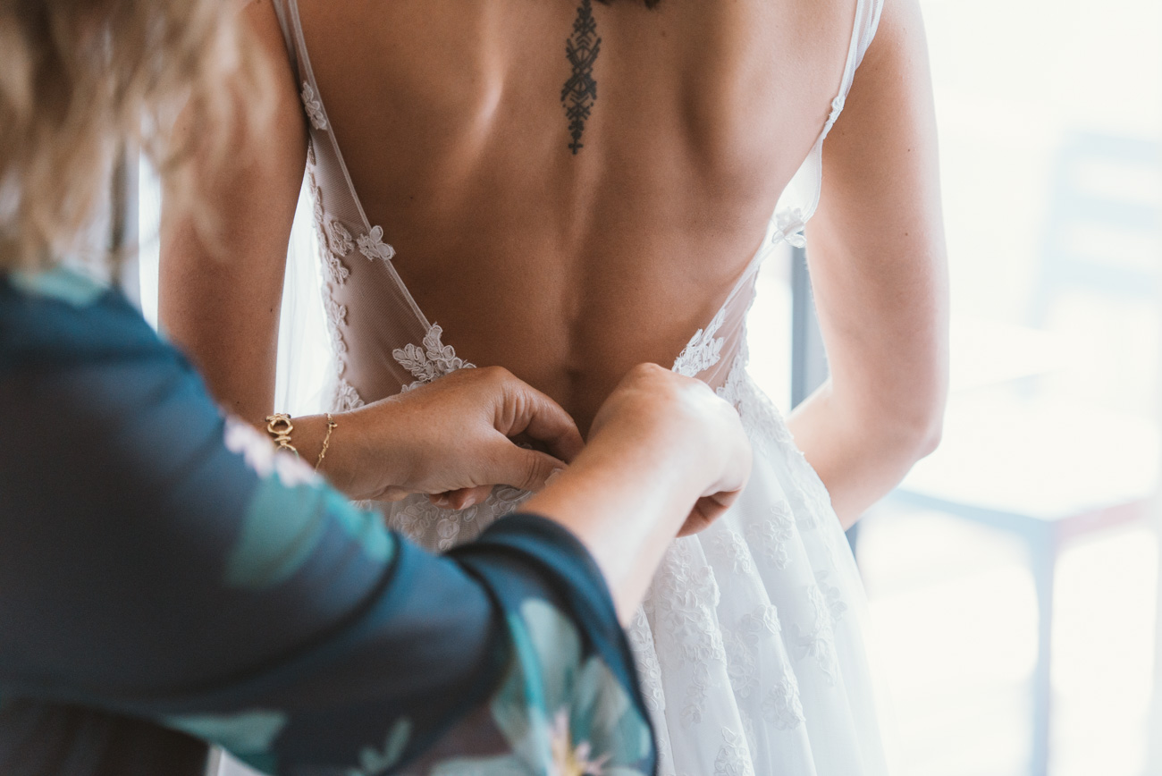 préparatifs mariée thibault copleux
