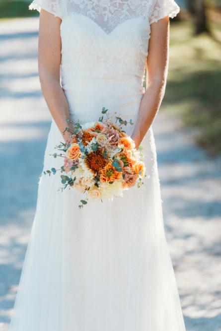 bouquet mariée haute savoie