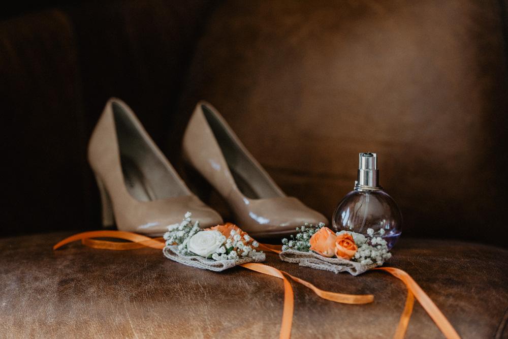 préparatifs mariage samoens