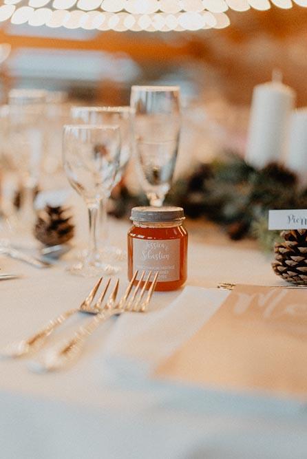 décoration table mariage haute savoie