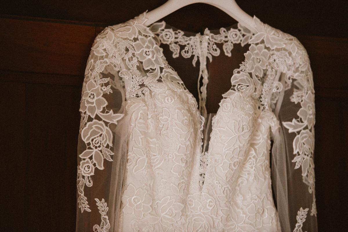 robe mariage savoie