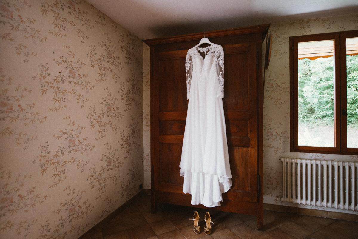 robe de mariée albertville