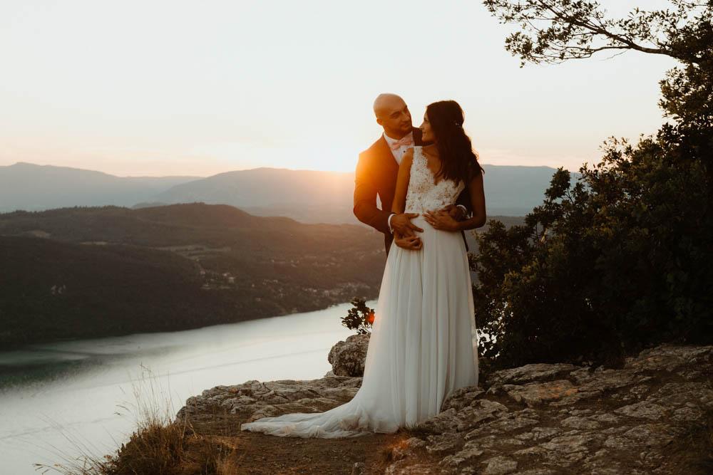 mariage belvédère de la chambotte savoie