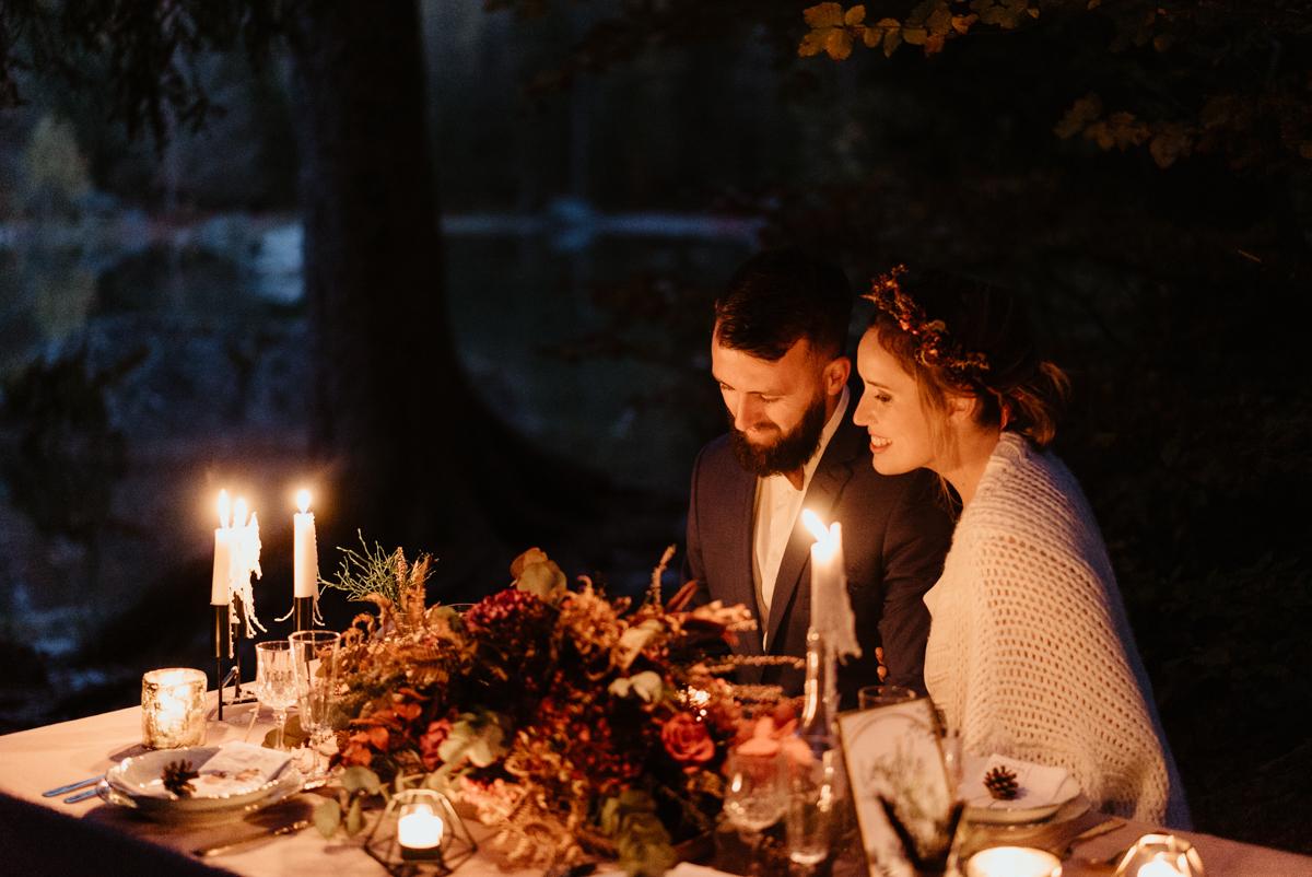 table des mariés décoration mariage