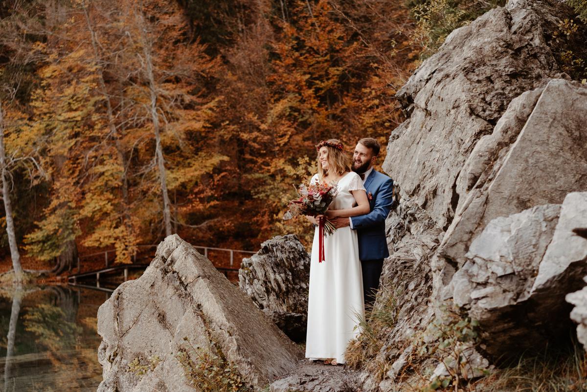 mariage au bord de l'eau annecy passy