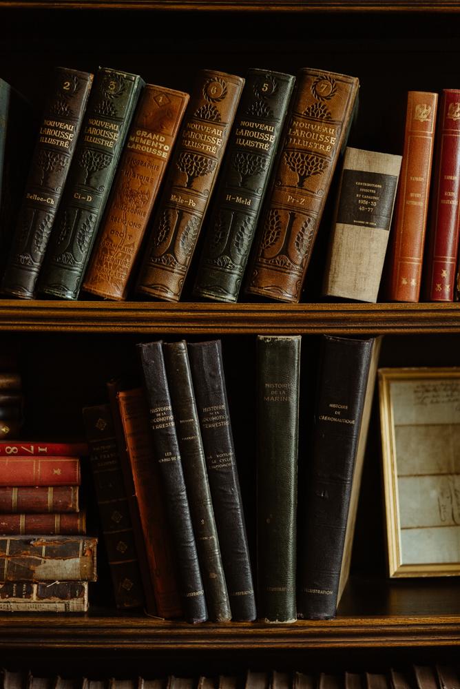 bibliothèque domaine des saint pères