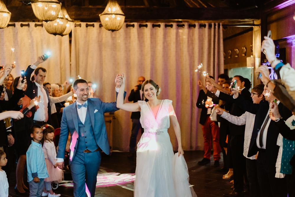 entrée mariage scintillons chambéry