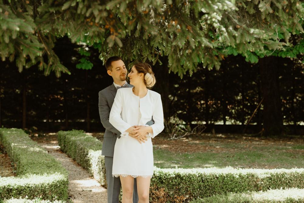 jeunes mariés savoie
