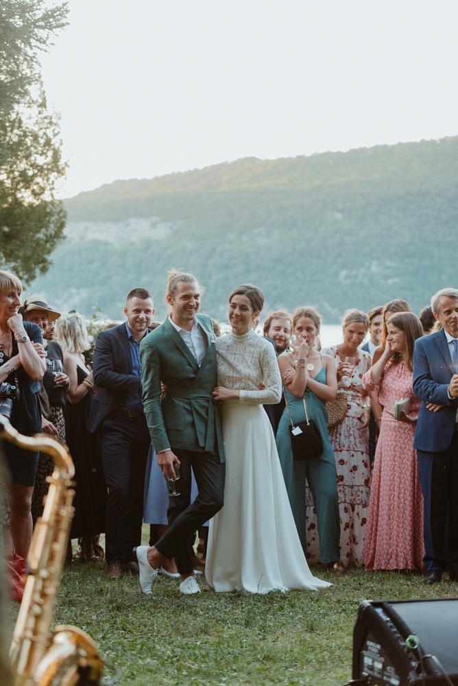 discours vin d'honneur mariage annecy